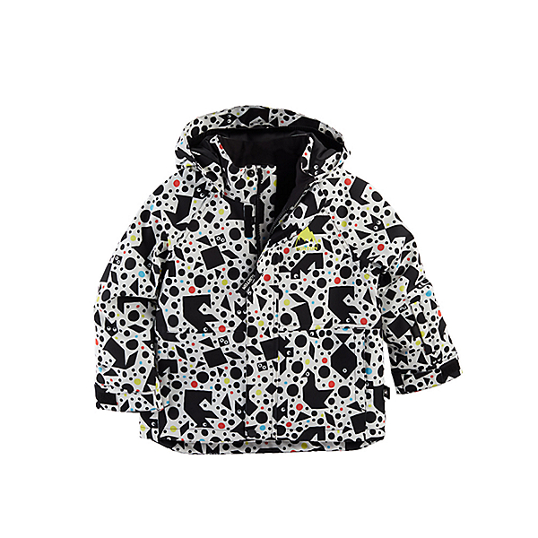 Burton Classic Toddler Ski Jacket, Tangranimals, 600