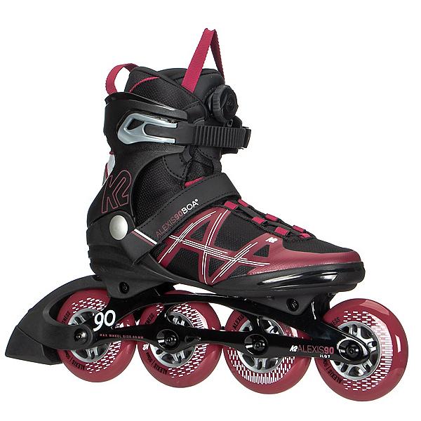 K2 Alexis 90 BOA Womens Inline Skates, , 600