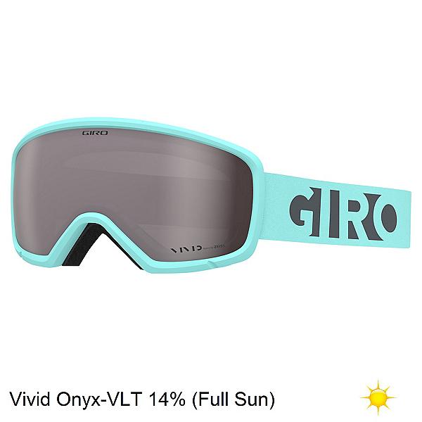 Giro Millie Womens Goggles, Cool Breeze Charcoal Blocks-Vi, 600