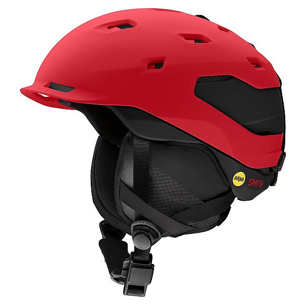 Smith Quantum MIPS Helmet, Matte Lava-Black, 600