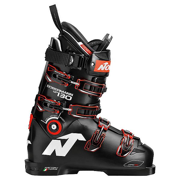 Nordica Dobermann GP 130 Race Ski Boots 2019, Black, 600