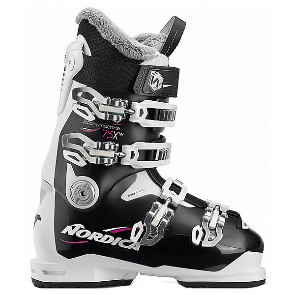 Nordica Sportmachine 75X Womens Ski Boots 2019, Black, 600