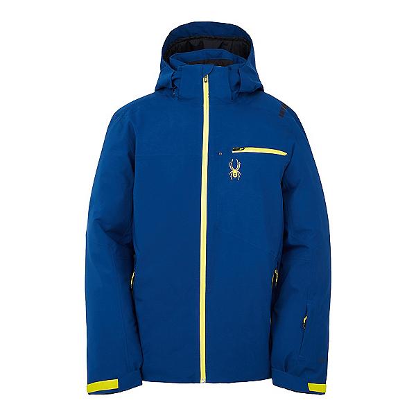Spyder Tripoint GTX Mens Insulated Ski Jacket, Abyss, 600