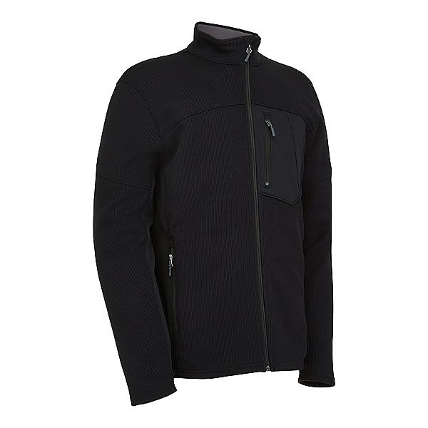 Spyder Bandit Full Zip Mens Sweater 2022, Black, 600