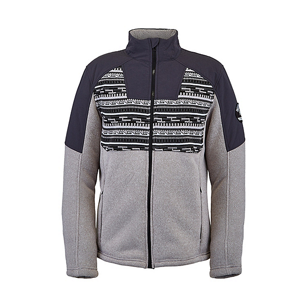 Spyder Wyre Full Zip Fleece Mens Jacket, , 600