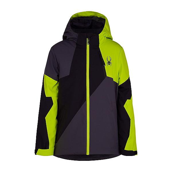 Spyder Ambush Boys Ski Jacket, Ebony, 600