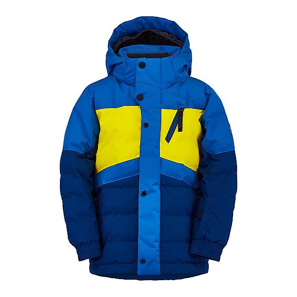 Spyder Mini Trick Synthetic Down Toddler Ski Jacket, Abyss, 600