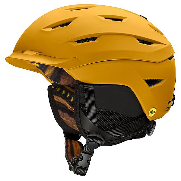 Smith Level MIPS Helmet, Matte Amber Textile, 600