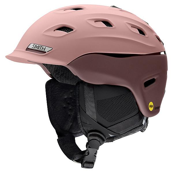Smith Vantage MIPS Womens Helmet, Matte Rock Salt-Tannin, 600