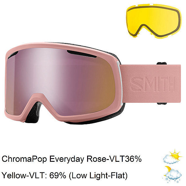 Smith Riot Womens Goggles, , 600