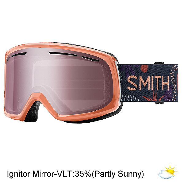 Smith Drift Womens Goggles, , 600