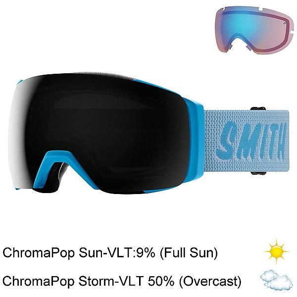 Smith I/O Mag XL Goggles, Snorkel Sign Painter-Chromapop + Bonus Lens, 600