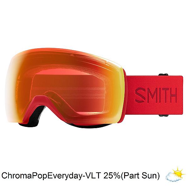 Smith Skyline XL Goggles 2022, Lava-Chromapop Everyday Red Mi, 600