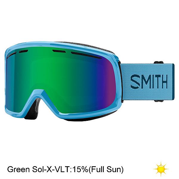 Smith Range Goggles, Snorkel-Green Sol X Mirror, 600