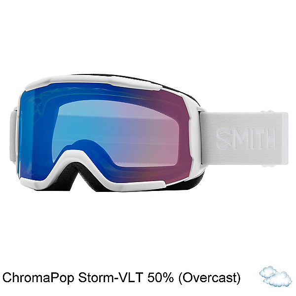 Smith Showcase OTG, White Vapor-Chromapop Storm Ro, 600