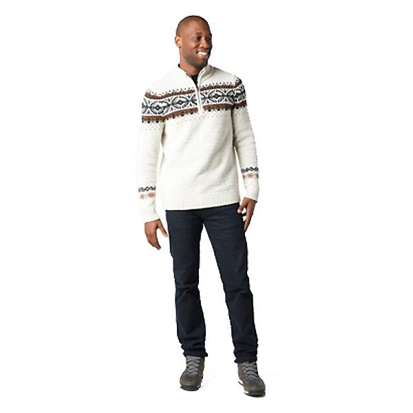SmartWool Chup Hansker Half Zip Mens Sweater, , 600
