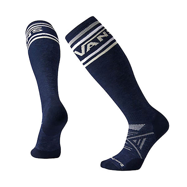 SmartWool PhD Snow VANS Classic Stripe Snowboard Socks, , 600