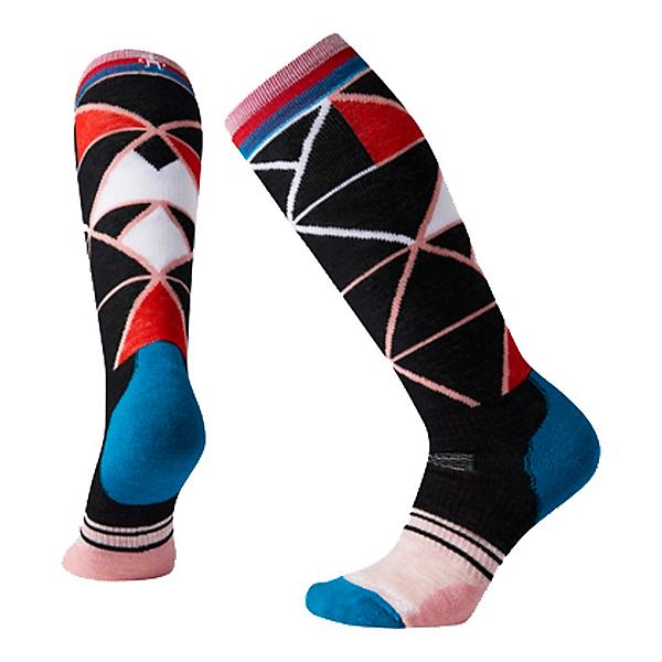 SmartWool PhD Snow Medium Womens Snowboard Socks, , 600