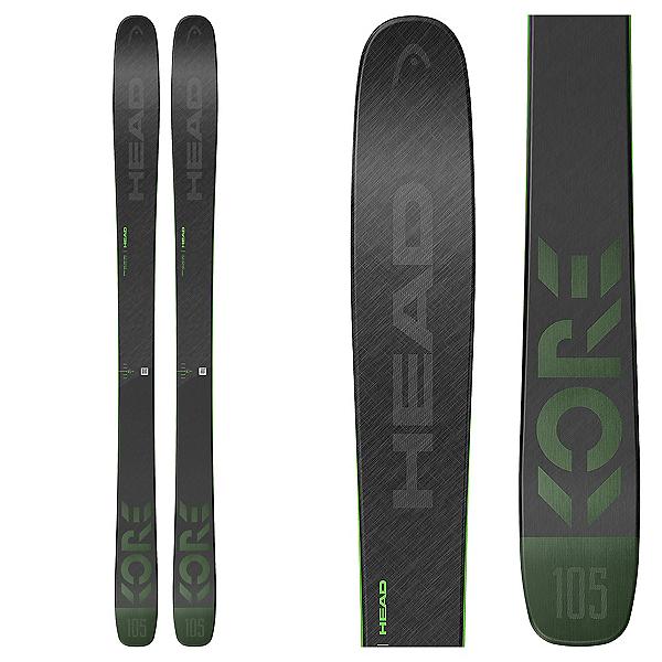 Head Kore 105 Skis, , 600