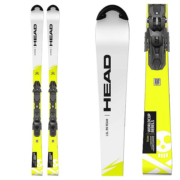 Head WC Rebels iSL RD Team Junior Race Skis, , 600