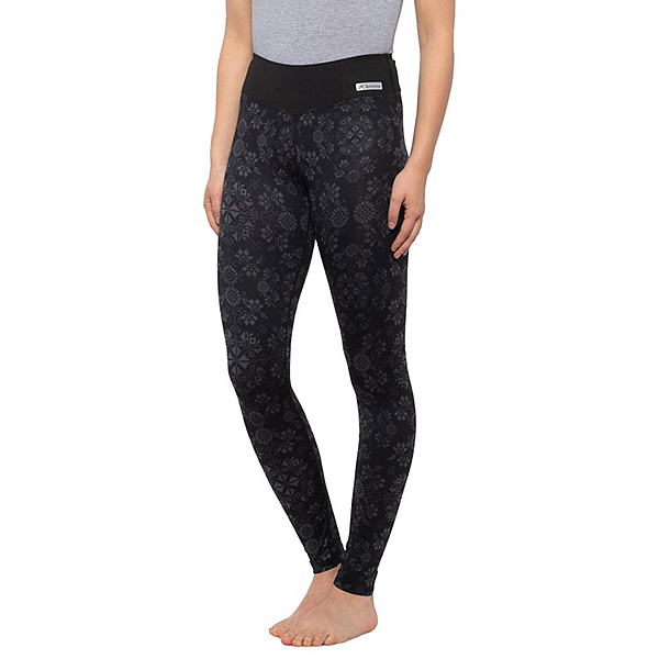 Terramar 2.0 Cloud Nine Print Womens Long Underwear Pants, , 600