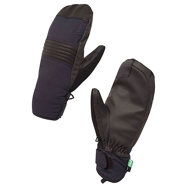 Oakley Silver Fir Womens Mittens 2020, Blackout, 600