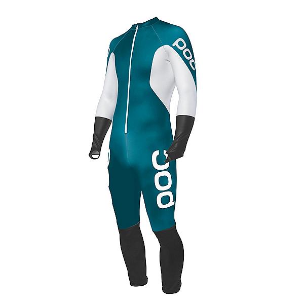 POC Skin GS Race Suit 2020, Butylene Blue-Hydrogen White, 600
