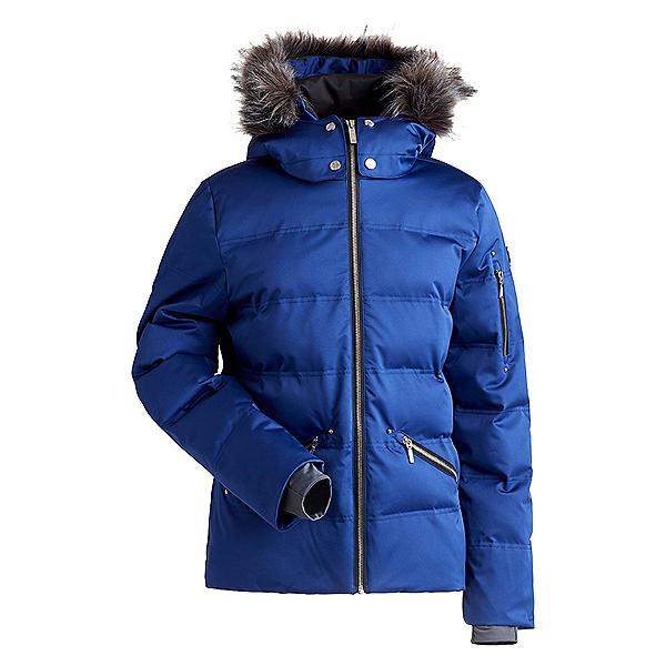 NILS Madeline Faux Fur Womens Insulated Ski Jacket, , 600