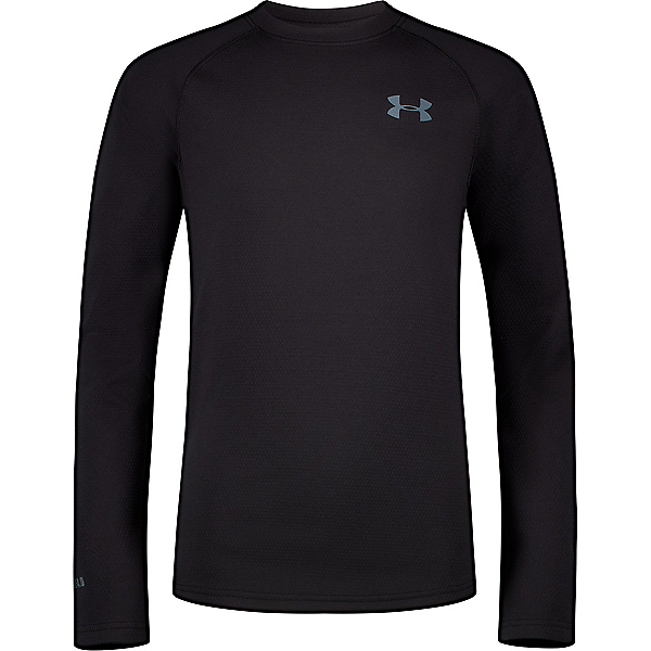 Under Armour Base 2.0 Crew Kids Long Underwear Top, , 600