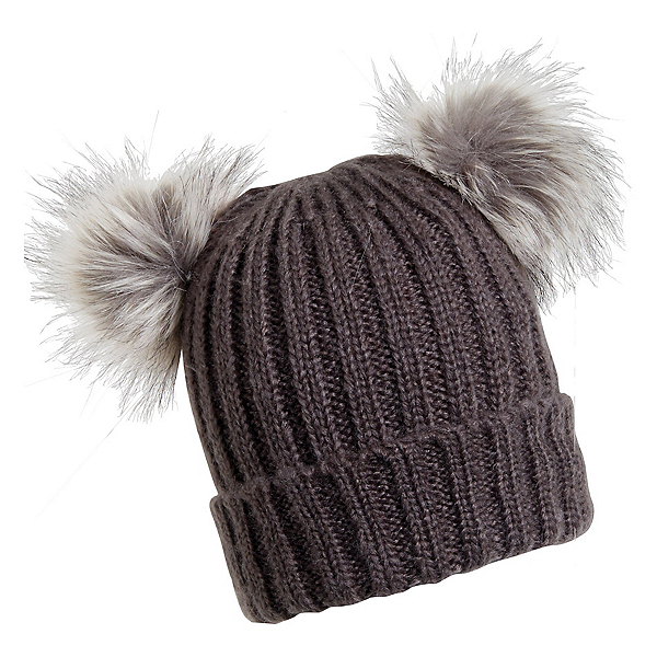 Turtle Fur Kitty Womens Hat, Gray, 600