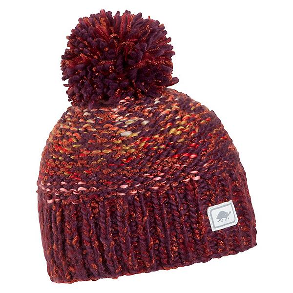 Turtle Fur Firefly Womens Hat, Raisin, 600