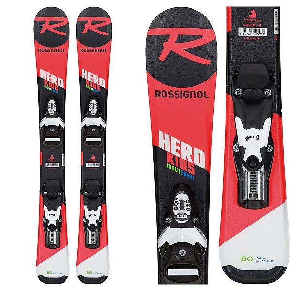 Rossignol Hero Pro Junior Race Skis, , 600