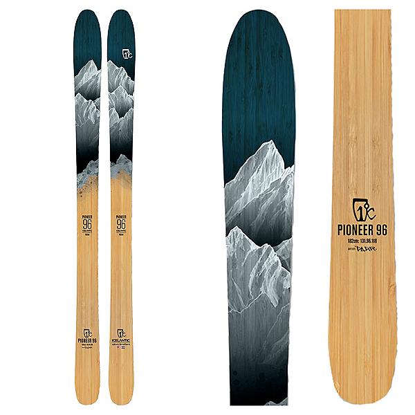 Icelantic Pioneer 96 Skis, , 600