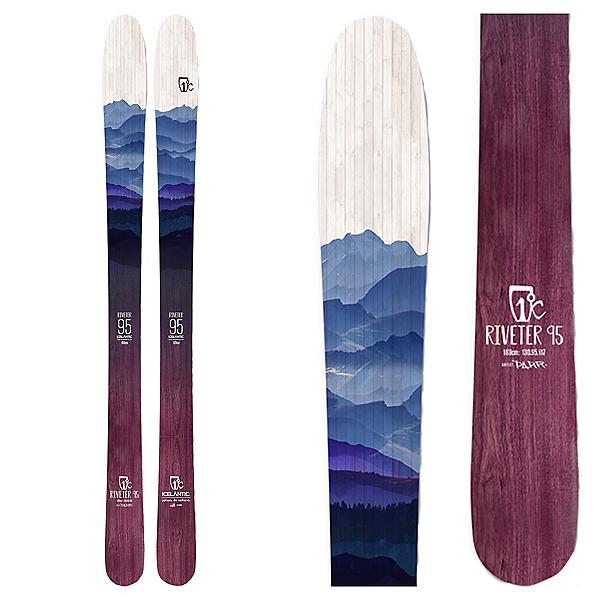 Icelantic Riveter 95 Womens Skis, , 600