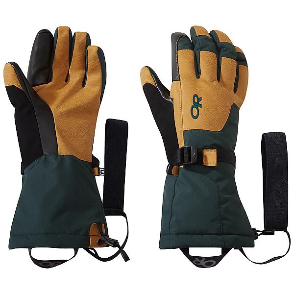 Outdoor Research Revolution Sensor Gloves, Fir-Natural, 600