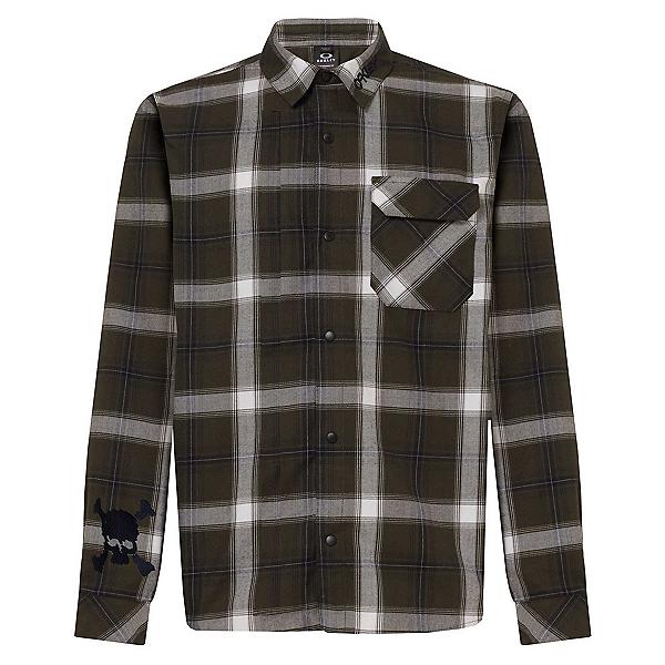 Oakley TC Everywhere Flannel Shirt, New Dark Brush, 600