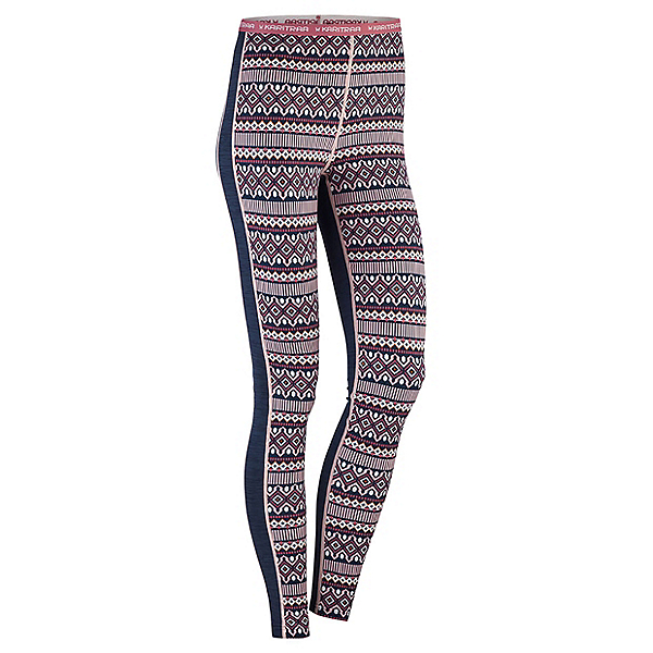 Kari Traa Lune Womens Long Underwear Pants, Lilac, 600