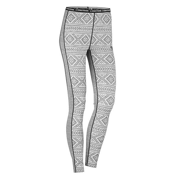 Kari Traa Floke Womens Long Underwear Pants, Dusty, 600