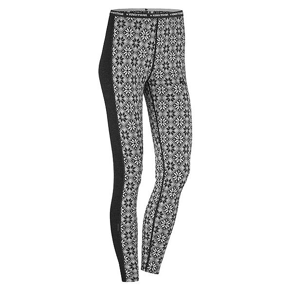 Kari Traa Rose Womens Long Underwear Pants, Black, 600