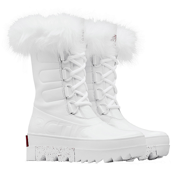 Sorel Joan of Arctic Next Womens Boots, White, 600