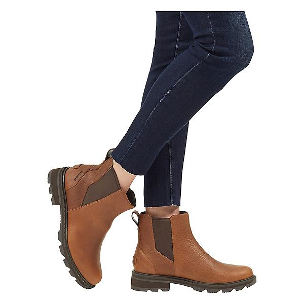 Sorel Lennox Chelsea Womens Boots, Velvet Tan, 600