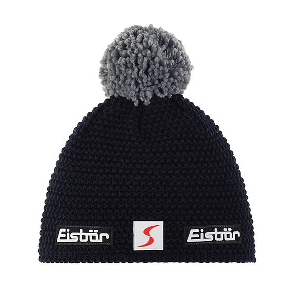 Eisbar Jamie Pompon MÜ SP Hat, Nacht-Graumele, 600