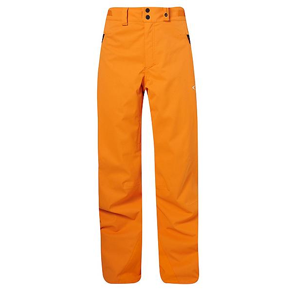 Oakley Crescent 2.0 Shell 10K Mens Ski Pants, Bold Orange, 600