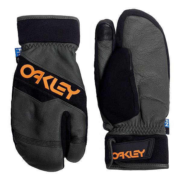 Oakley Factory Winter Trigger Mittens, New Dark Brush, 600