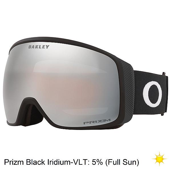 Oakley Flight Tracker XL Goggles, Matte Black-Prizm Black Iridiu, 600