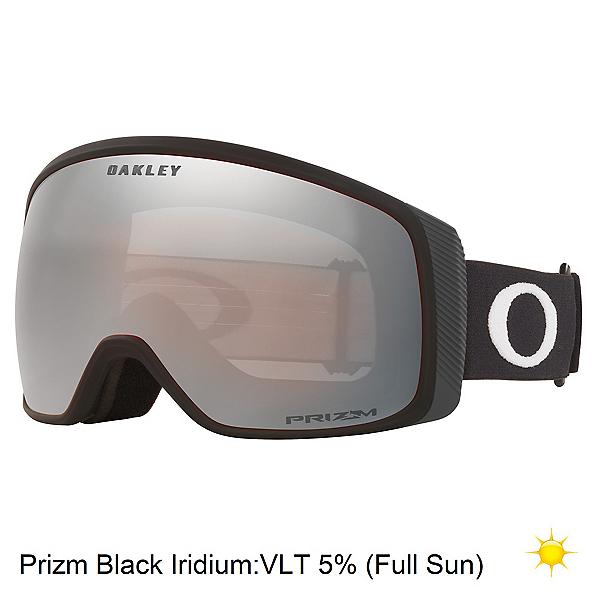 Oakley Flight Tracker M Goggles 2022, Matte Black-Prizm Black Iridi, 600