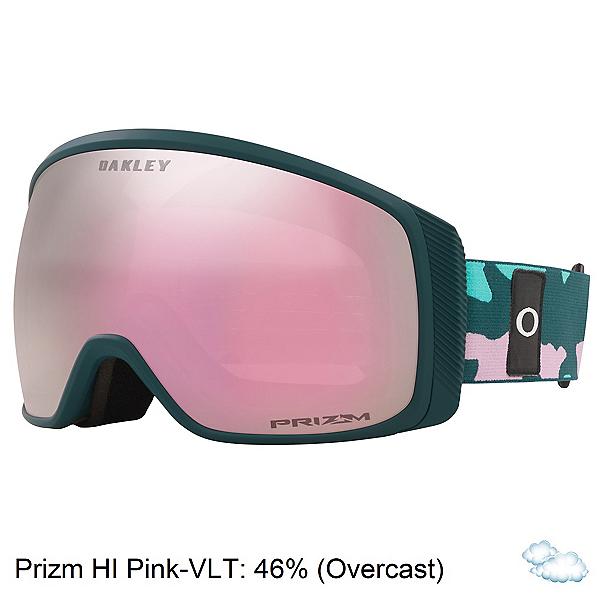 Oakley Flight Tracker XM Womens Goggles, Balsam Lavender-Prizm Hi Pink, 600