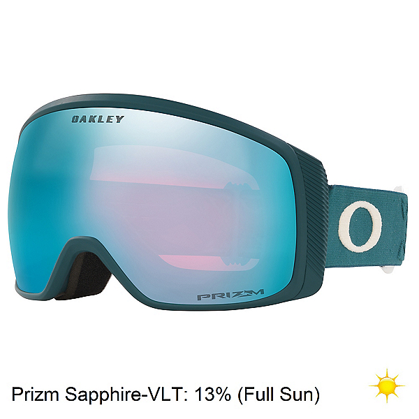 Oakley Flight Tracker XM Goggles, Prizm Icon Balsm-Prizm Sapphir, 600