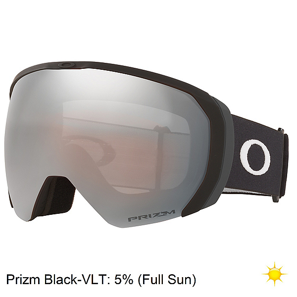 Oakley Flight Path L Goggles 2022, Matte Black-Prizm Black, 600