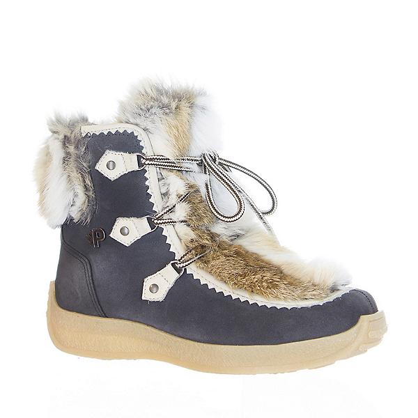 Pajar Suzie Womens Boots, Suede Shark Vintage Bone, 600